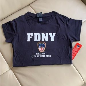 Size Large, New York Fire Department shirt